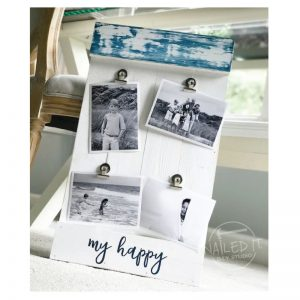 SP122 Stacked Photo Display